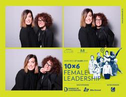 Christina Capacchietti (Trinseo) et Angela Tomaivolo ((Photo: Photobooth.lu))