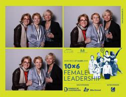 Christine Fornaroli (ILM), Anne Canel (HLD Europe) et Viviane Clauss (Banque de Luxembourg) ((Photo: Photobooth.lu))
