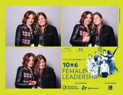Corinne Migueres (RH Expert) et Cécile Freyermuth (Sanitation Global Services) ((Photo: Photobooth.lu))
