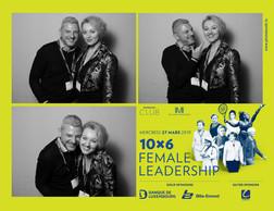 Emmanuel Charlier (Von-poll Luxembourg) et Orsolya Kamaras (Gingko Solutions) ((Photo: Photobooth.lu))