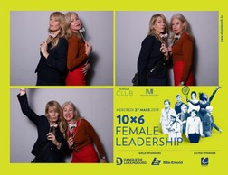 Hedda Pahlson-Moller (Tiime) et Gigja Birgisdottir (Gia in Style) ((Photo: Photobooth.lu))