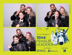 Shafik Dridi, Florence Lecloux et Elise Comrie (Smets) ((Photo: Photobooth.lu))