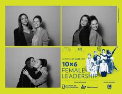 Sophie Ensel (So Graphiste) et Marion Noviel (BNP Paribas) ((Photo: Photobooth.lu))