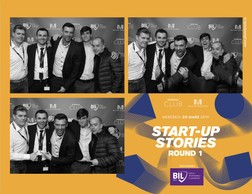 Edward Henry (Grohe Group), Remus Dobrican et Romain Guillaud (Hopes) à gauche ((Photo: Photobooth.lu))