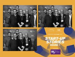 Fabien Zuili (Cap4 Group) et Martin Guérin (Luxembourg-City Incubator), à droite ((Photo: Photobooth.lu))