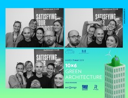 10x6 Green Architecture - Photobooth - 07.05.2019 ((Photo: photobooth.lu))