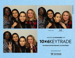 Katy Li, Sabina Klimentova (Victeris) et Larissa Thomma (Imperium Real Estate) (Photobooth.lu)