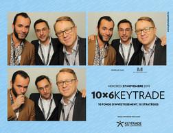 Julien Lambert (USO Capital), Pierre-Yves Lanneau Saint-Léger (Vital Briefing) et Olivier Zacharia (RTL Group) (Photobooth.lu)