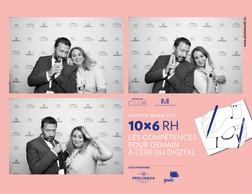 Laurent Chapelle (RH Expert) et Larissa Thomma (Imperium) ((Photo: photobooth.lu))