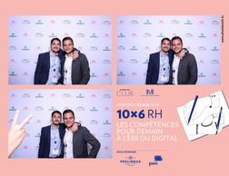 Robin et Jordan Lyk (Maltem Consulting Group) ((Photo: photobooth.lu))