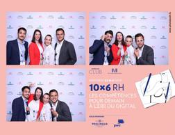 Robin Lyk, Margaux Dumas, Anouk Ruiz et Jordan Lyk (Maltem Consulting Group) ((Photo: photobooth.lu))