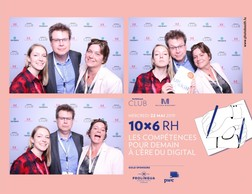 Virginie Laurent (Maison Moderne), Axel Pierard (Kozalys) et Sophie Lafleur (Mandeleo) ((Photo: photobooth.lu))