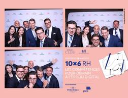 Florian Morisseau,Bruno Van de Vloet , Raphaël Pellegrin ,Geoffray Scache (Advisory Key) ((Photo: photobooth.lu))