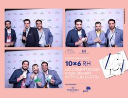 Florian Morisseau (Advisory Key), Luca Pizzicotti, Davide Pizzicotti et Francesco  Pennisi (Enjoint tridente) ((Photo: photobooth.lu))