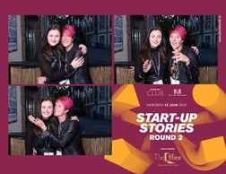 Laurene Kroon (LuxAI) et Isabelle Waty (Lux Future Lab) ((Photo: photobooth.lu))
