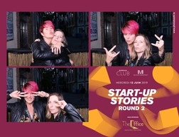 Isabelle Waty et Julie Bonassi (Lux Future Lab) ((Photo: photobooth.lu))