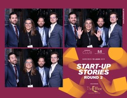Brice Bertolotti , Emmanuelle Ragot, Pablo Umbon-Manzano et  Guillaume Dally  (Wildgen) ((Photo: photobooth.lu))