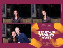 Diane Tea (LBAN) et Guillaume Debauve (BGL BNP Paribas) ((Photo: photobooth.lu))