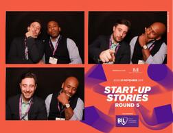 Alexi Ricci et Johnny Bonyeme (J2B TRUST) (Photobooth.lu)