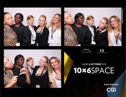 Mariam Diarra, Danielle Sallagnac (Imperium Real Estate), Liva et Linna Karklina  (LK Real Estate) et Larissa Thomma (Imperium Real Estate) ((Photo: photobooth.lu))