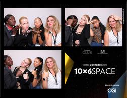 Danielle Sallagnac (Imperium Real Estate), Linna Karklina (LK Real Estate), Mariam Diarra et Larissa Thomma (Imperium Real Estate) ((Photo: photobooth.lu))