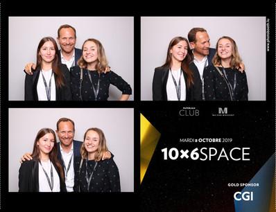 Alison Didier, Stéphane Compain (LuxRelo) et Dominique Carbon (Talantlers) (Photo: photobooth.lu)
