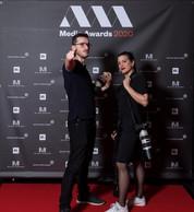 Jan Hanrion et Patricia Pitsch (Maison Moderne) ((Photo: Nader Ghavami))