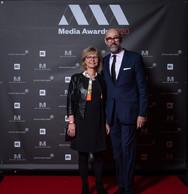 Sylvie Weyer et Georges Weyer (Loxo) ((Photo: Nader Ghavami))