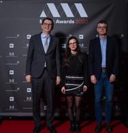 Alain Becher, Patricia Vilar et Laurent Knauf (Ministère de l'Intérieur) ((Photo: Nader Ghavami))