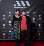 Amélie Remme et Valérie De Vleeschouwer (Office Freylinger) ((Photo: Nader Ghavami))