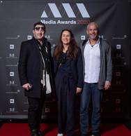 Dany Lucas, Sonia Hoffmann (Moskito) ((Photo: Nader Ghavami))