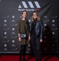 Céline Vannier et Carole Simon (La Belle Étoile) ((Photo: Nader Ghavami))