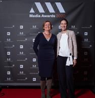 Catherine McGirr, Andrea Donder (Fareva) ((Photo: Nader Ghavami))