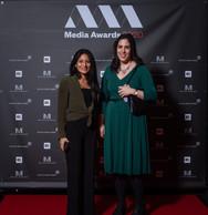 Julie Jephos (Mudam) et Yasmine Kauffmann (Théâtre de la Ville de Luxembourg) ((Photo: Nader Ghavami))