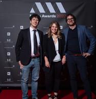 Jean-Paul Bertemes, Mélanie Reuter, Joseph Rodesch (FNR) ((Photo: Nader Ghavami))