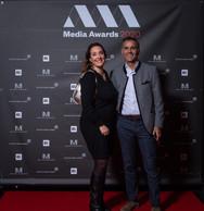 Anne Reuter et Paulo Madureira (New Immo) ((Photo: Nader Ghavami))