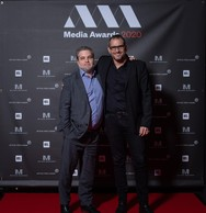 Youcef Damardji et Jean-François Lens (PwC) ((Photo: Nader Ghavami))