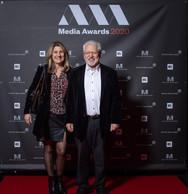 Jacqueline Kandel et Lucien Kandel (Maison du Lit) ((Photo: Nader Ghavami))