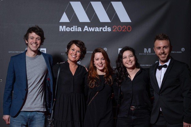 Media Awards 2020 - Photocall (Photo: Nader Ghavami)