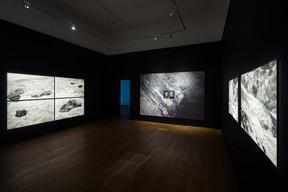 Vue de l'exposition «Silver Memories» de Daphné Le Sergent au Casino Luxembourg. ((Photo: Mike Zenari))