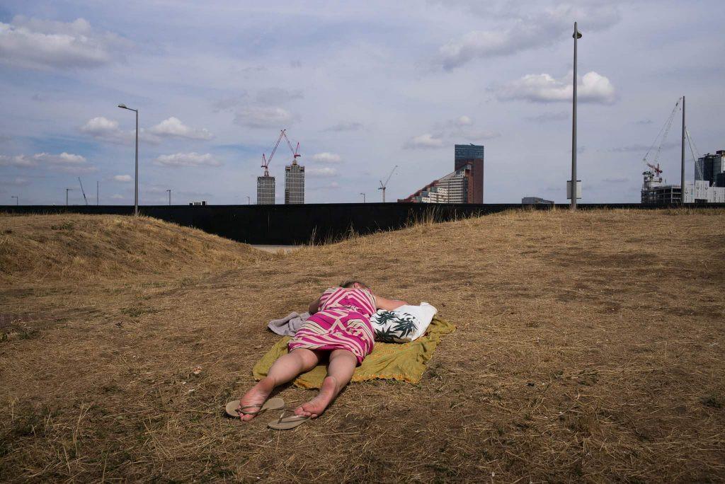 Photographie lauréate de l'Open Wall2019. (Photo: Katarzyna Urbanek)