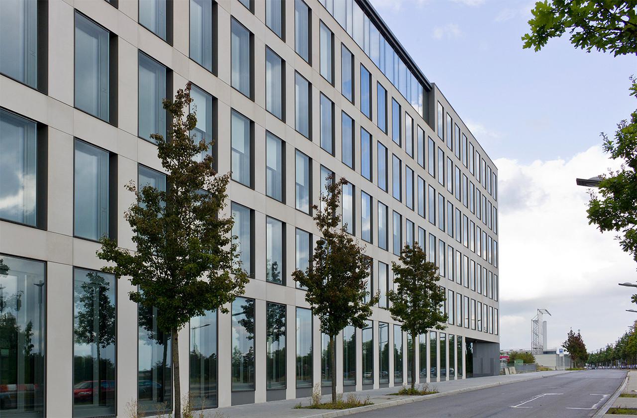 Malgré le départ de Pictet & Cie (Europe) SA, le groupe Pictet conservera plus de 650employés au Luxembourg. ( Crédit photo : M3 Architectes )