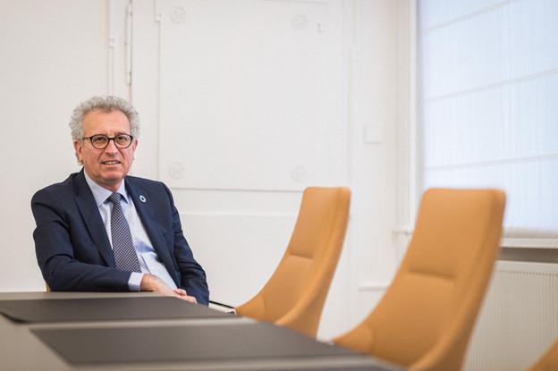 Le ministre des Finances, Pierre Gramegna, estime que le Luxembourg ne doit pas craindre l'idée d'une uniformisation de l'impôt des multinationales. (Photo: Mike Zenari/archives Maison Moderne)