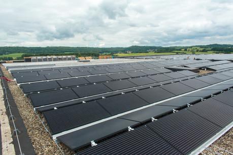 Le marché luxembourgeois garde un potentiel, mais limité– en ce qui concerne les grandes installations– au nombre de toitures d'envergure disponibles. (Photo: Matic Zorman / Maison Moderne)