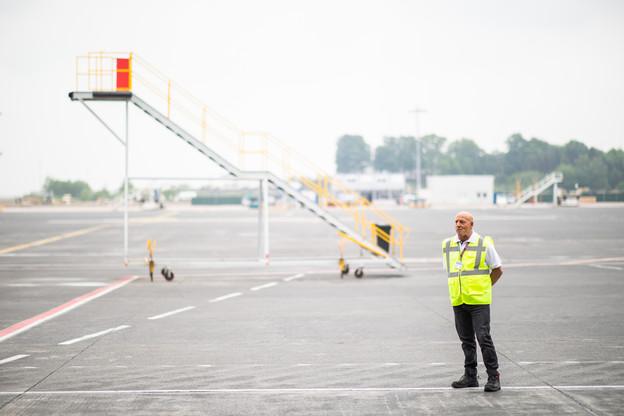 La piste sera totalement réhabilitée, mais aussi les taxiways. (Photo: Edouard Olszewski/Archives)