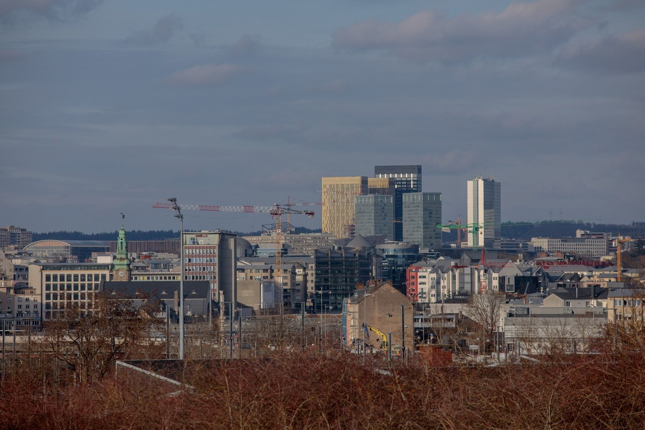 La place financière luxembourgeoise est revenue dans  le top 15 mondial. (Photo: Matic Zorman /Maison Moderne )