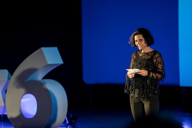 Marja Hartveldt (Photo: Jan Hanrion et Patricia Pitsch / Maison Moderne)