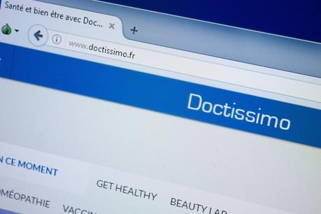 Un des principaux concurrents européens de Doctena, la française Doctissimo, subit les foudres d'une ONG de défense de la protection des données. (Photo: Shutterstock)