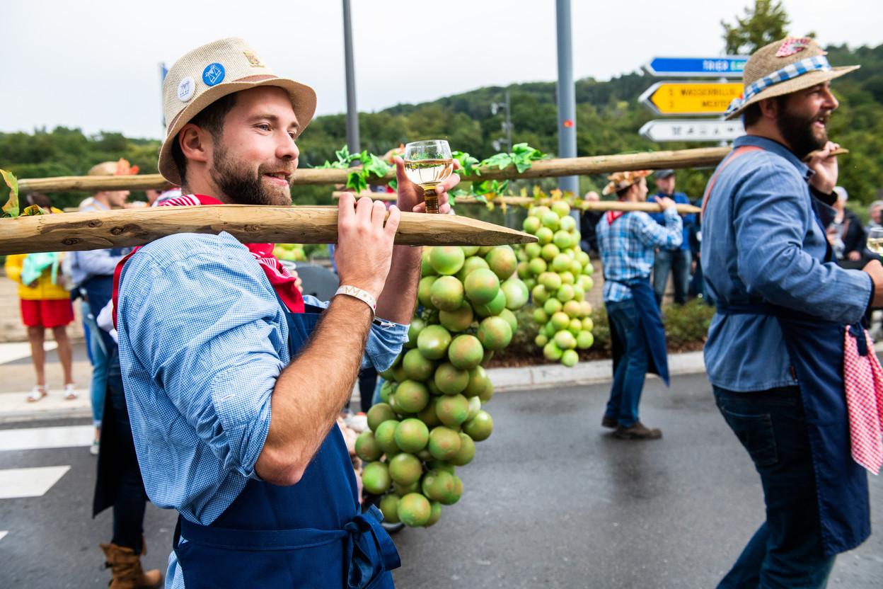 Wine festival, Grevenmacher Photo: Keven Erickson, Krystyna Dul