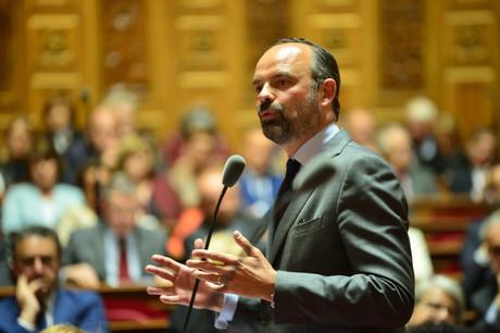 Édouard Philippe présente un plan en plusieurs phases devant l'Assemblée nationale ce mardi après-midi. (Photo: Shutterstock)